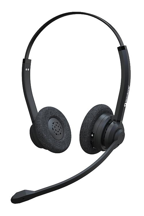 Çağrı Merkezi Bluetooth Kablosuz Kulaklık Accutone BT1000B