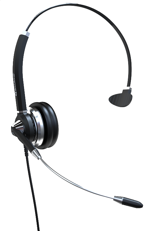 Accutone UT-1010 Çağrı Merkezi Kulaklığı